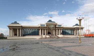 Hoteles de lujo en Ulán Bator