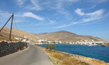 Beach Hotels in Karavostasi