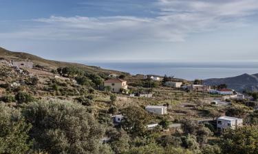 Locations de vacances à Kerames
