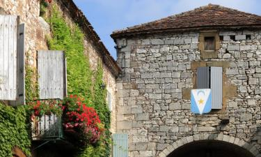 Hotels with Parking in Monpazier