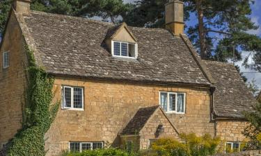 Hotels with Parking in Shipton under Wychwood