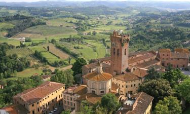 Guest Houses in San Miniato