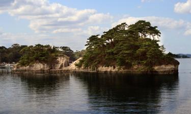 Hotels met Parkeren in Matsushima