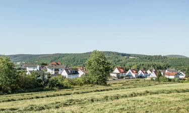Ferienwohnungen in Fritzlar