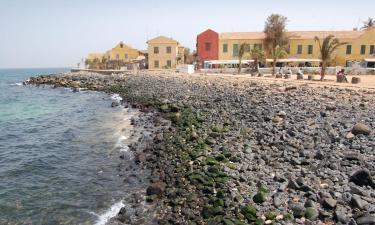 Ferienunterkünfte in Gorée
