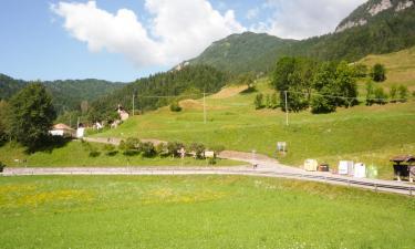 Resorts de esquí en Ovaro