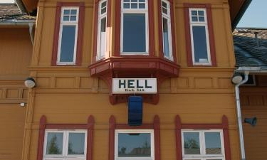 Hotels in Hell