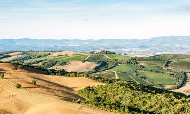 Semesterboenden i Cinigiano