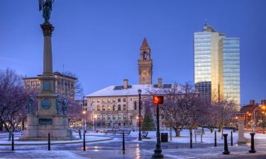 Hotels in Worcester