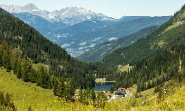 Hotels with Parking in Zauchensee