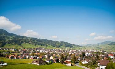 Apartments in Appenzell
