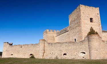Hoteles en Pedraza-Segovia