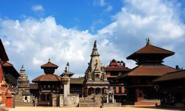 Hostales y pensiones en Bhaktapur