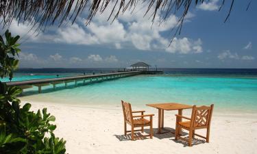 Resorts in Baa Atoll