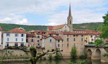 Hotels in Saint-Antonin