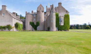 Hotels with Parking in Ballindalloch
