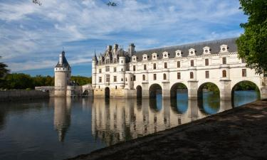 Hotels in Chenonceaux