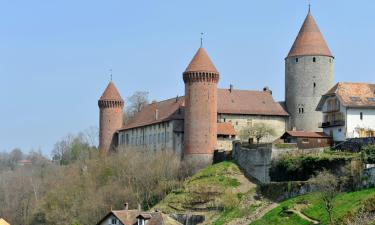 3-Star Hotels in Estavayer-le-Lac