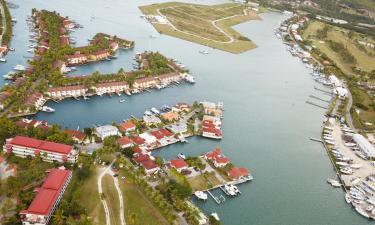 Hotéis em Jolly Harbour