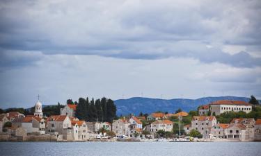 Vacation Rentals in Prvić Šepurine