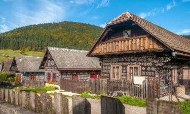 Vacation Rentals in Čičmany