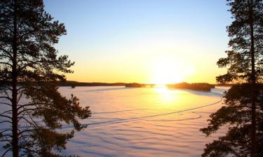 Hotels with Parking in Kuhmo