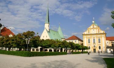 Familienhotels in Altötting