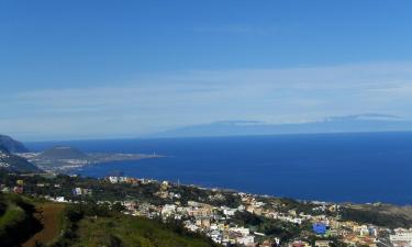 Hoteles familiares en San Juan de la Rambla