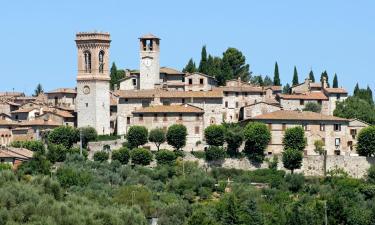 Appartamenti a Corciano