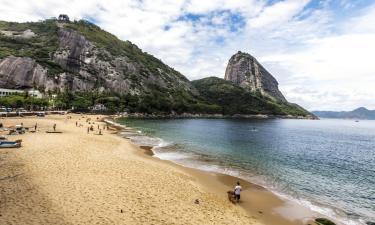 Vacation Rentals in Praia Vermelha