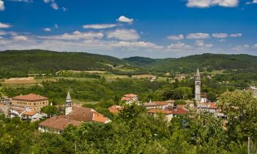 Apartments in Pazin