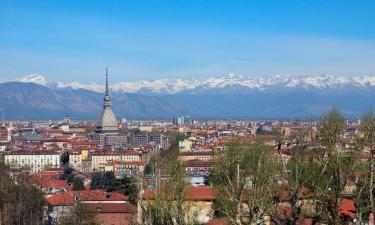 Hotel con parcheggio a Rivalta di Torino