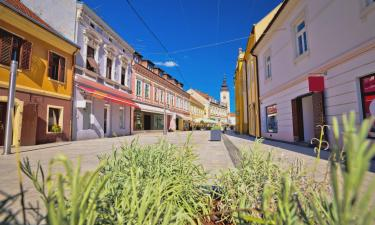 Hotels in Čakovec
