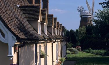 Hotels with Parking in Thaxted