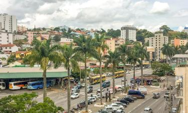 Hotels with Parking in Conselheiro Lafaiete
