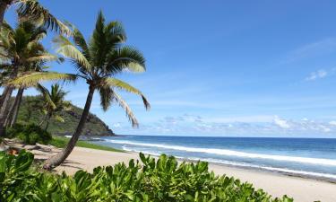 Hotels in La Réunion