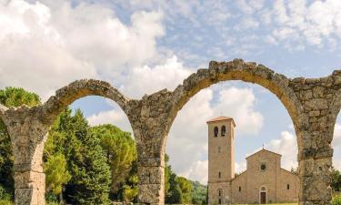 Hotell i Castel San Vincenzo
