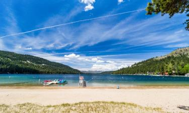 Vacation Homes in Soda Springs