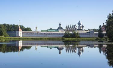 Hotels in Tikhvin