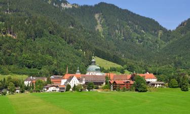 Hotels in Ettal