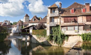 Appartements à Salies-de-Béarn