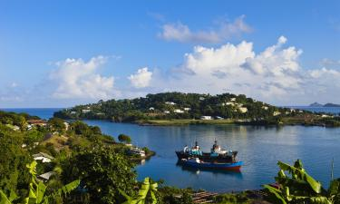 Hotels with Parking in Castries