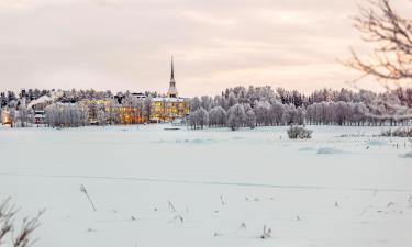 Loma-asunnot Kuusamossa