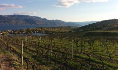 Hotels with Parking in West Kelowna