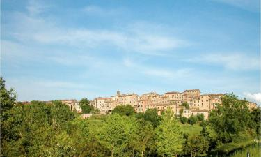 Semesterboenden i Monticiano