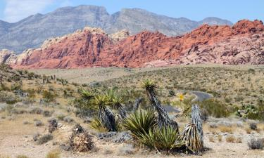 Hotels in Mojave