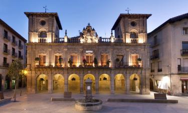Hoteles económicos en Viana