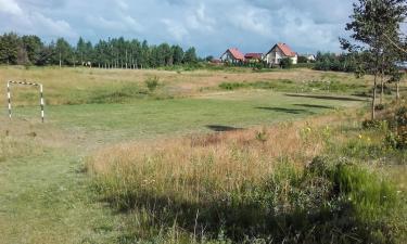 Hotele w mieście Miłomłyn
