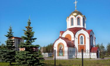 Hotels in Dzerzhinsk