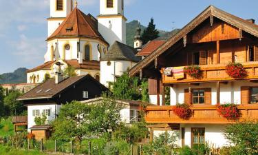 Apartments in Aschau im Chiemgau